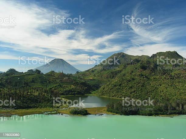 Colored lake - Telaga Warna