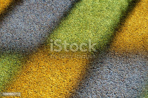 691464522 istock photo Colored light on the ground 1093652712