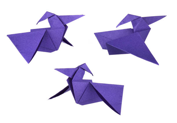 Origami Dinosaur - How to make an Origami Flying Dinosaur ... | 424x612
