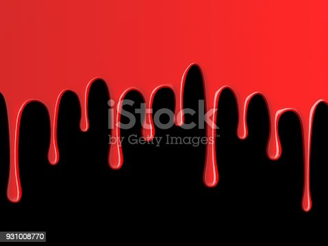 istock colored paint drops red 931008770