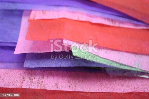 483533237 istock photo Colored paper 147962156