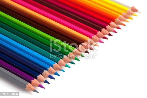 istock Colored pencils 507161597