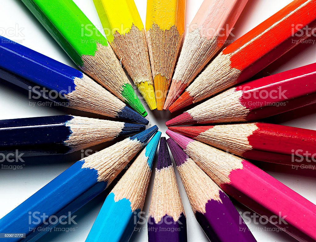 Royalty Free Colored Pencils Pictures Images and Stock Photos iStock