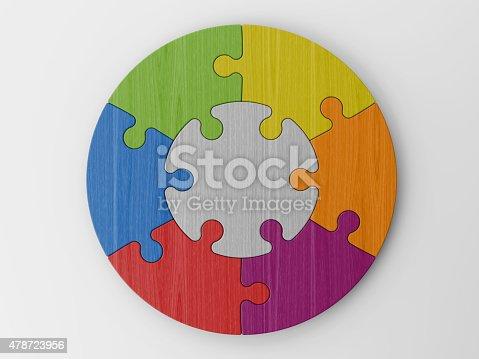 472678222 istock photo colored puzzle pieces 478723956