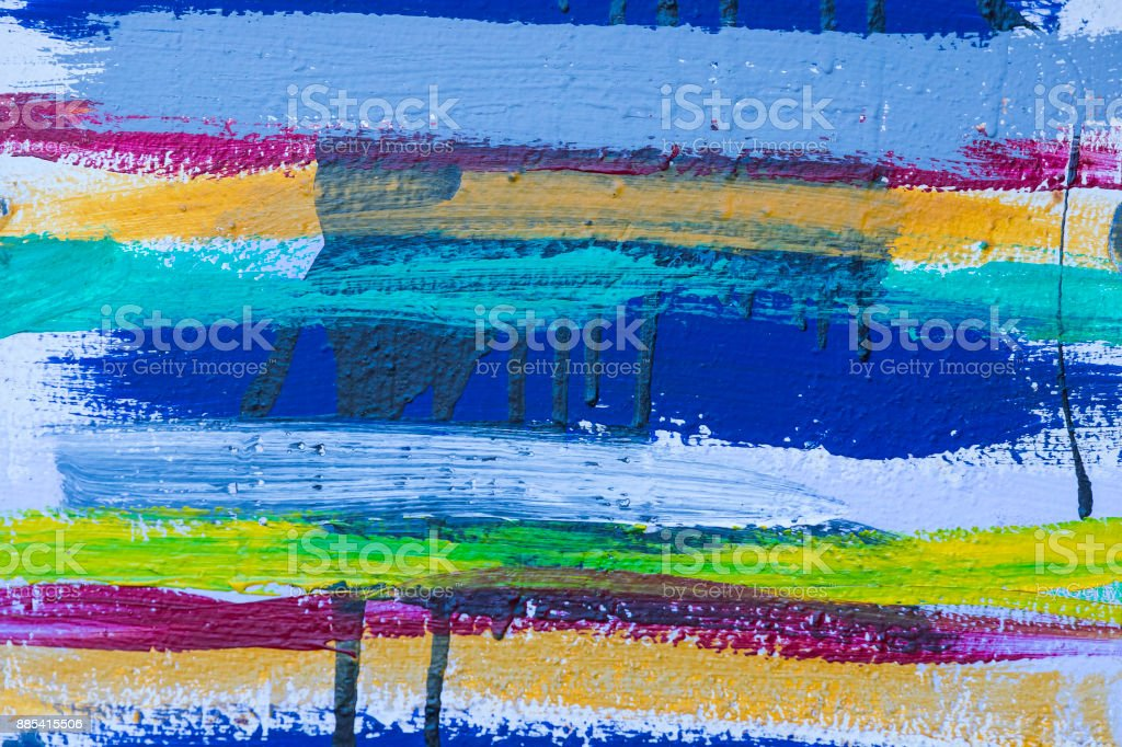 Colored stripes background stock photo