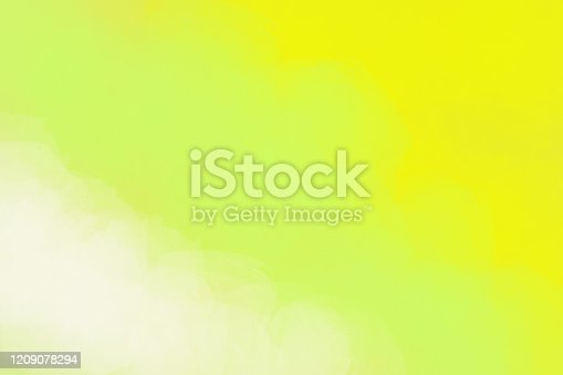 502422944 istock photo Colored watercolor abstraction, frame, banner, design, template, place for text.  Bright background.  Gentle gradient. 1209078294