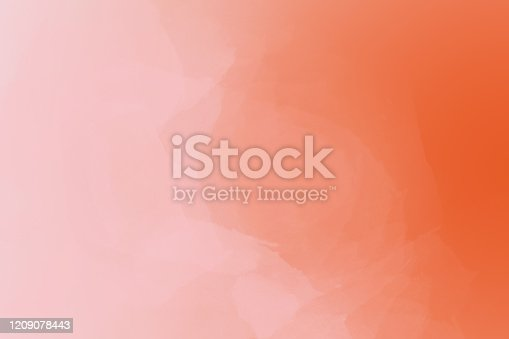 502422944 istock photo Colored watercolor abstraction, frame, banner, design, template, place for text.  Bright background.  Gentle gradient. 1209078443