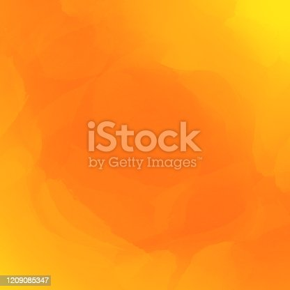 502422944 istock photo Colored watercolor abstraction, frame, banner, design, template, place for text.  Bright background.  Gentle gradient. 1209085347