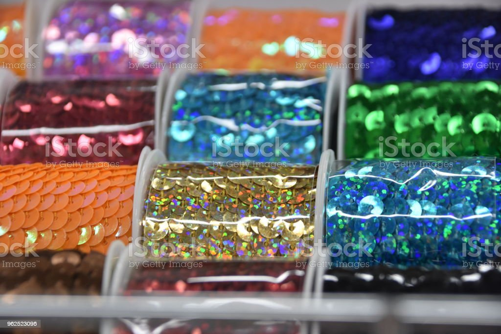 Colored wires - Royalty-free Art Stock Photo