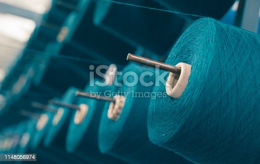 Wool, Cotton, Warping Machine, Thread, Bobbin