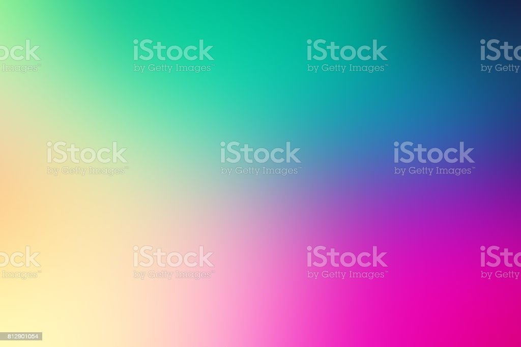 Colorful Abstarct Background with Rainbow Colors stock photo