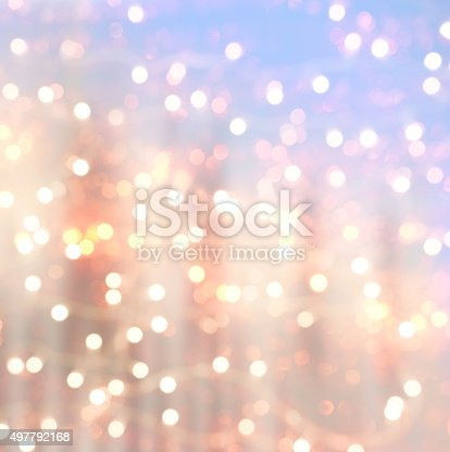 istock colorful abstract background blur motion with bokeh light 497792168