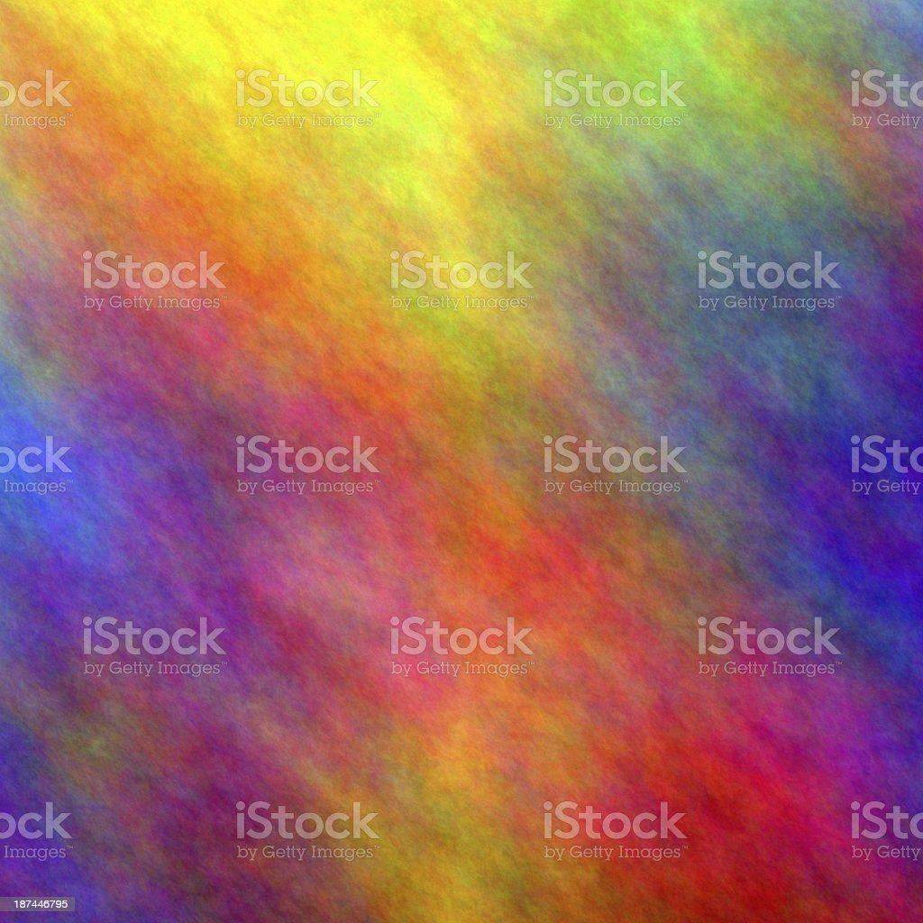Colorful Abstract Background (color mix) - XVII royalty-free stock photo