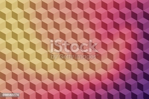 508795172istockphoto colorful abstract cubes background 698583224