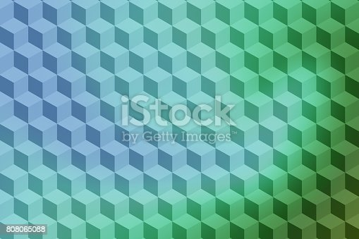 508795172istockphoto colorful abstract cubes background 808065088