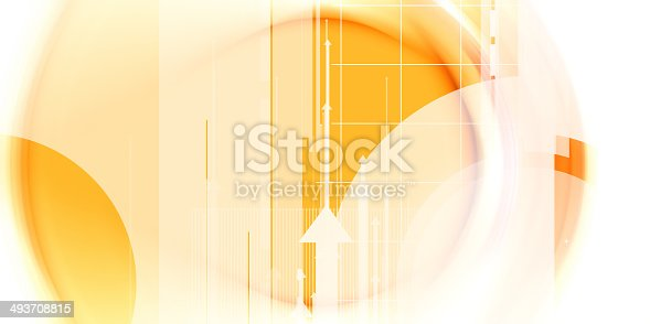 838721578 istock photo Colorful abstract design with different shapes 493708815