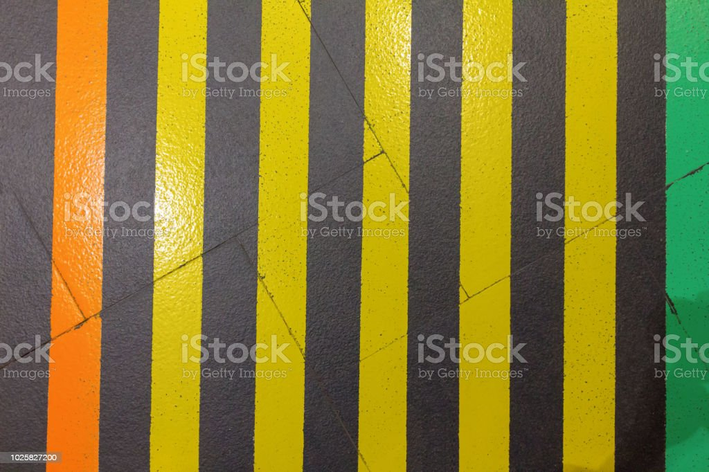 colorful abstract floor, vetical pattern style stock photo