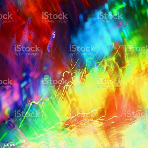 Colorful Abstract Stock Photo - Download Image Now