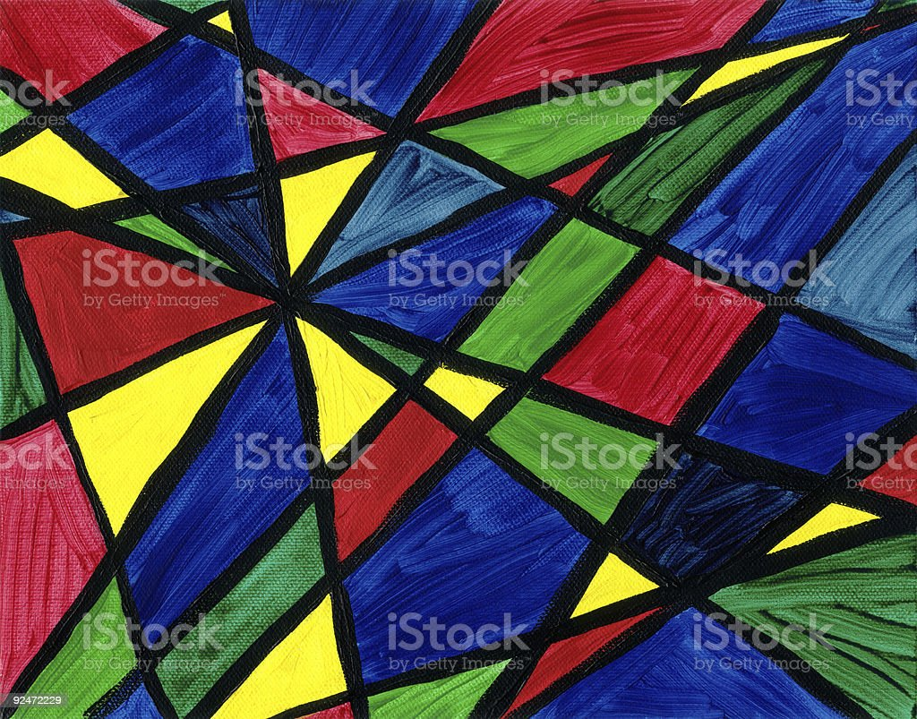 Colorful Abstract royalty-free stock photo