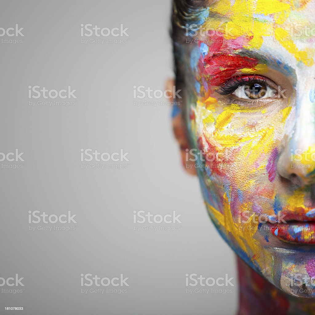 Colorful and beautiful stock photo