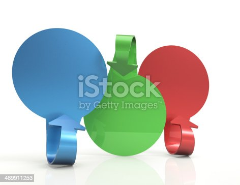 istock Colorful Arrows 469911253