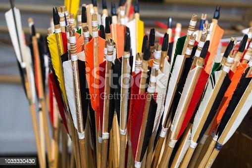 istock Colorful arrows. Slovakia 1033330430