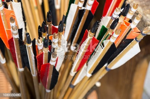 istock Colorful arrows. Slovakia 1033330480