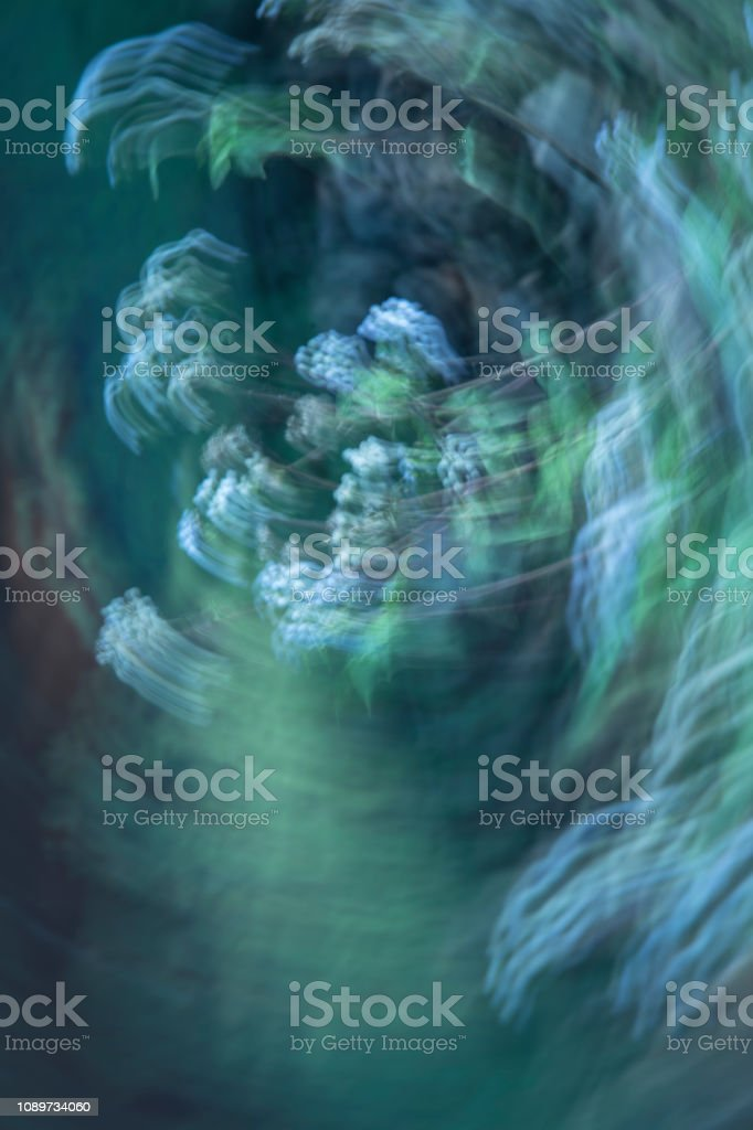 Colorful art background from Light trails stock photo