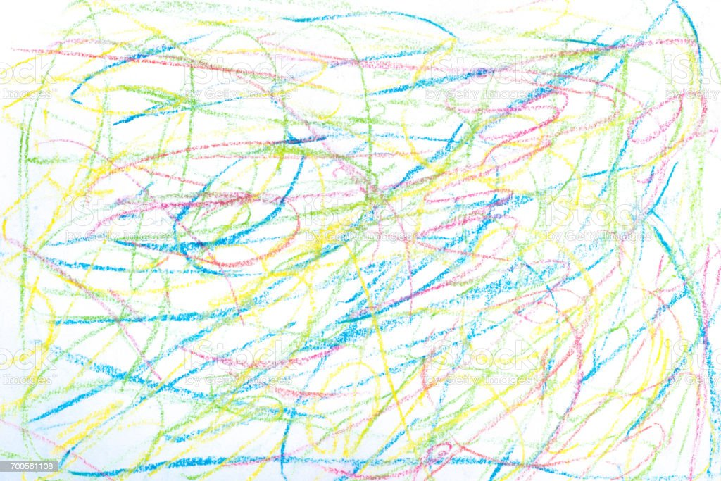 farbenfrohe Kunst Pastell Hintergrundtextur – Foto