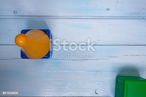 678159134 istock photo Colorful baby cubes 831005600