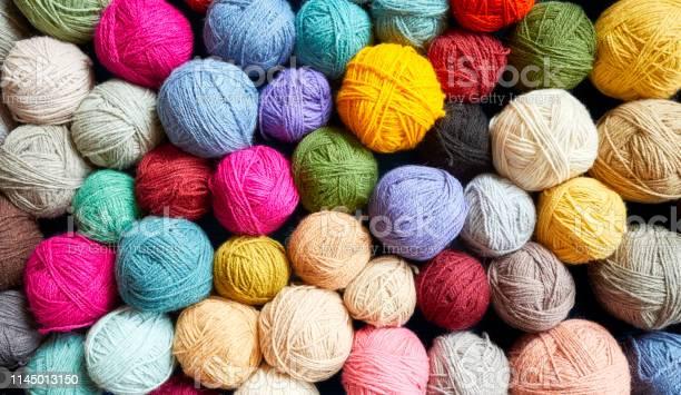 Colorful background made of wool yarn balls picture id1145013150?b=1&k=6&m=1145013150&s=612x612&h=hkozexxm cd0d24b ow82ld y5duu308oxhkd48yv u=