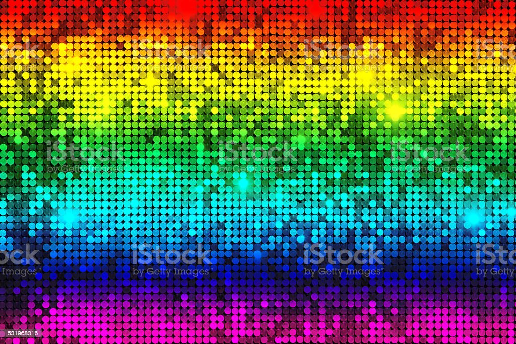 Colorful background mosaic with light spots