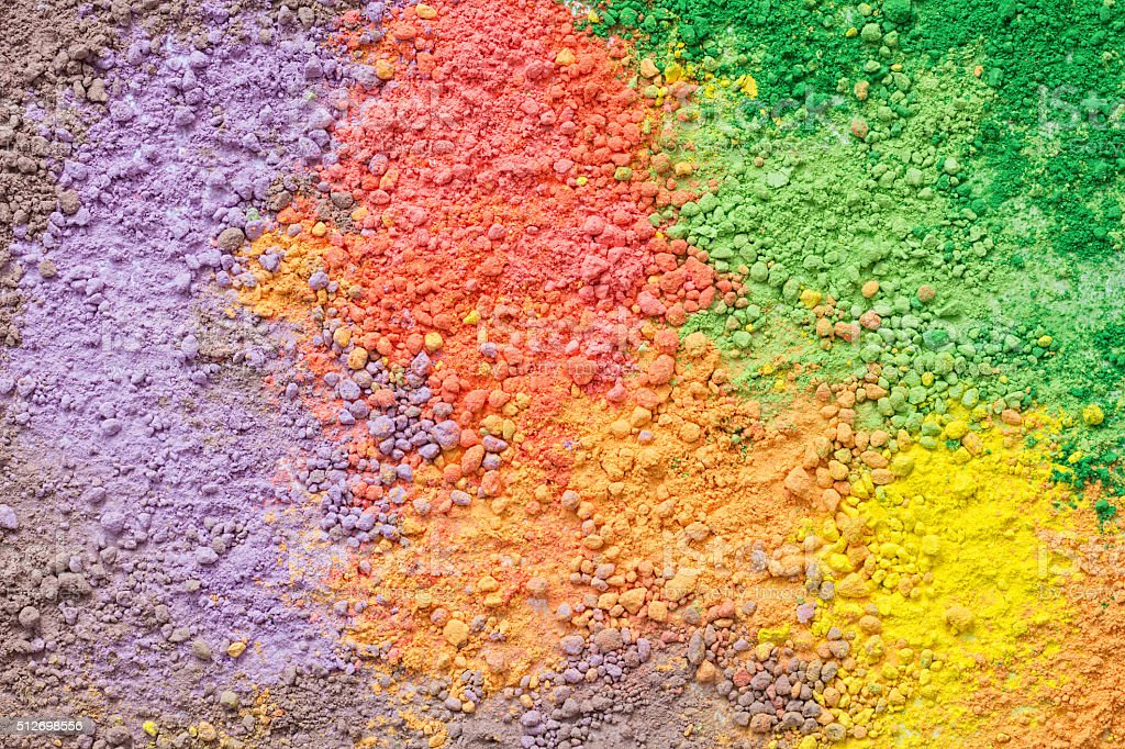 colorful background of chalk powder stock photo more pictures of