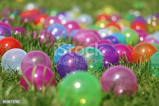 istock colorful balls in the garden 943673762