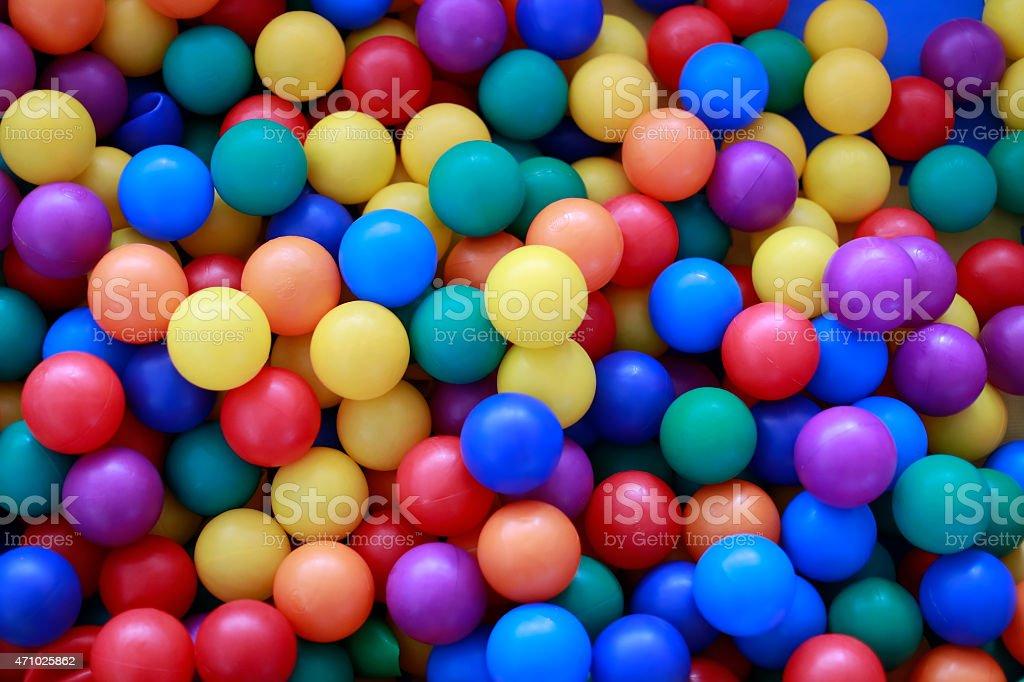Bolas coloridas  - foto de acervo