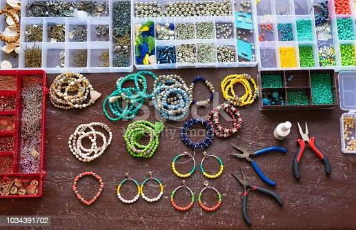 Jewelry, Wire, Workshop, Brazil, Bead