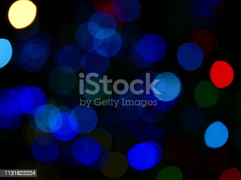 istock Colorful bokeh background 1131622224