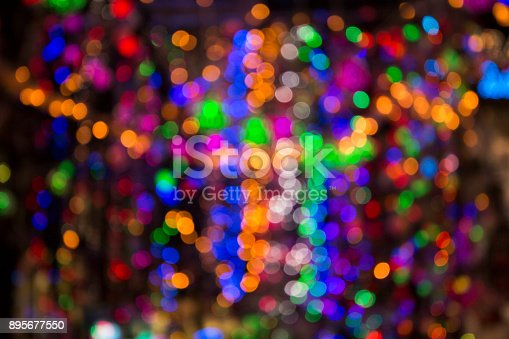 617566268 istock photo Colorful Bokeh 895677550