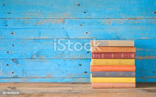 istock colorful books 501648005