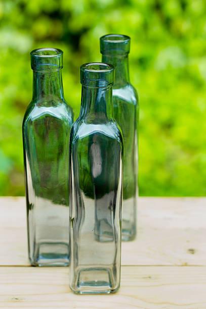 Bunten Flaschen. – Foto