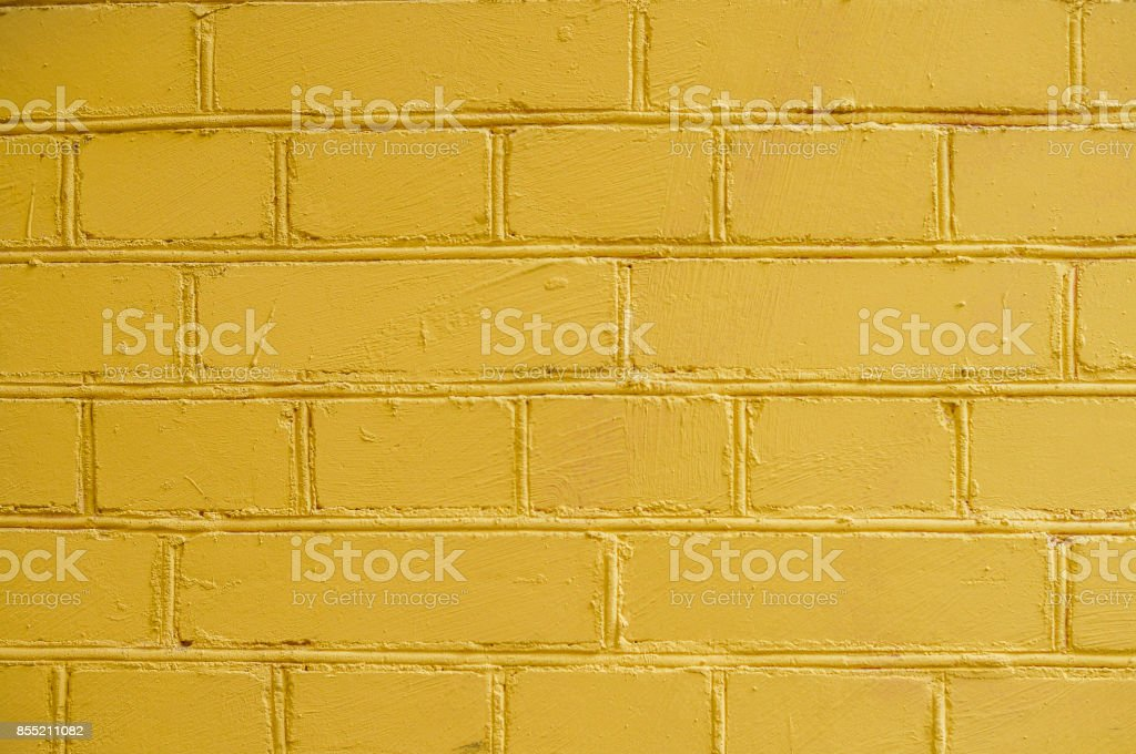 Colorful Brick Wall Background stock photo | iStock