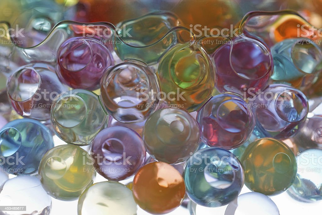 colorful bubbles royalty-free stock photo