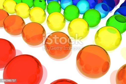 182110964 istock photo Colorful bubbles 480385737