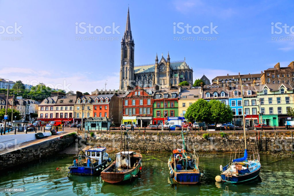 Experience Cork (Cobh), Ireland & Excursions for London