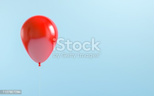 istock Colorful Bunch of balloons 1127927294