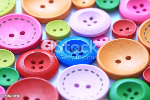 537376226istockphoto Colorful buttons 171573129
