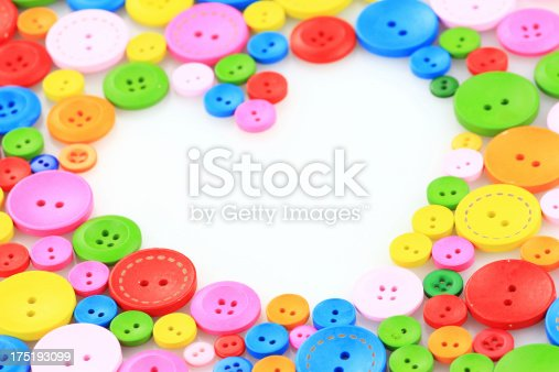 537376226istockphoto Colorful buttons 175193099