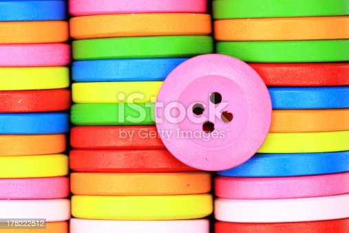 istock Colorful buttons 175222512