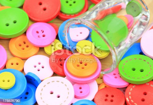 istock Colorful buttons 175525790