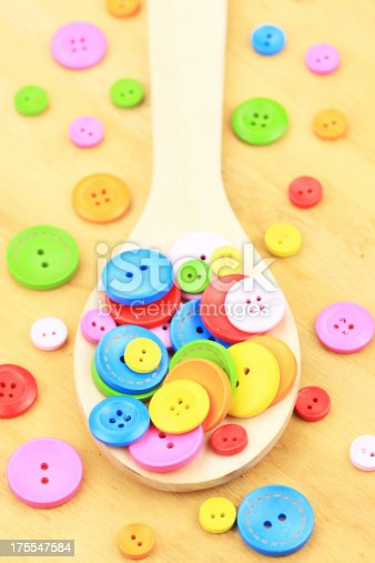 537376226istockphoto Colorful buttons 175547584